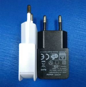 EU Plug 5V1.2 (1200mA) USB Travel Charger Adapter