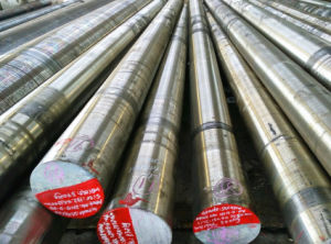 Hot Forged Steel Round Bars C45e+Cr+N for Export pictures & photos