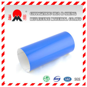 Acrylic Type Advertisement Grade Reflective Sheeting Vinyle Sheet for Advertisement Propagandistic Sign (TM3200) pictures & photos