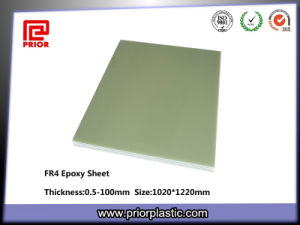 Light Green Fr4 Epoxy Sheet with SGS Certificate pictures & photos