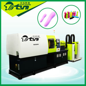OEM Welcome Sex Toys Making Machine / LSR Adult Sex Products Injection Molding Machine