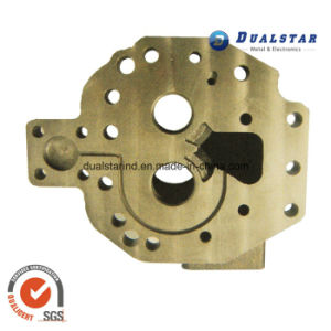 Brass Flange for Double Check Valve