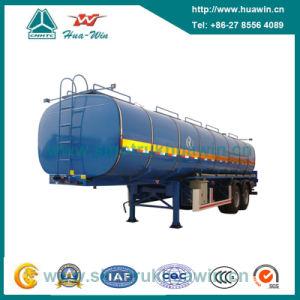 2 Axle Oil Tank Semi-Trailer 30-60cbm pictures & photos