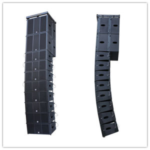 Active Dual 8 Inch Top Line Array Powered 18 Inch Subwoofer Array Sound Speaker pictures & photos