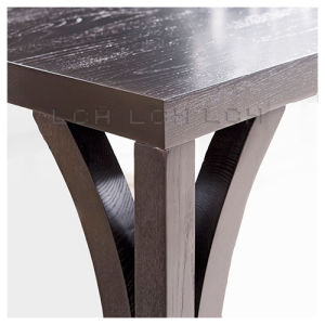 Ash-Coated Playwood Split Dining Table pictures & photos