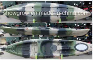 China Good Quality Fishing Kayak Customized Color and Size