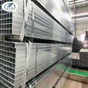 Round & Squarehot Dipped /Pre Galvanized Steel Pipe for Scaffolding and Construction pictures & photos