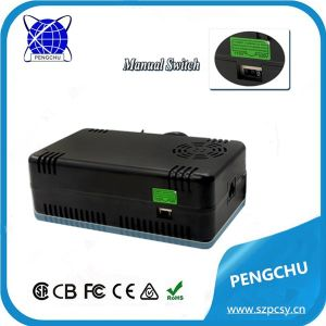 Plastic Casing 550W Switching Power Adapter for LED/LCD/CCTV/Machine