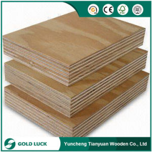 4X8 Melamine Faced Different Color Concrete Formwork Panels Plywood pictures & photos