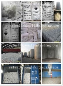 High Quality Caustic Soda Flake Naoh Content 96% and 99% Both pictures & photos