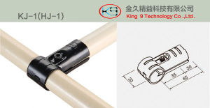 Pipe Metal Joint for Workstation pictures & photos