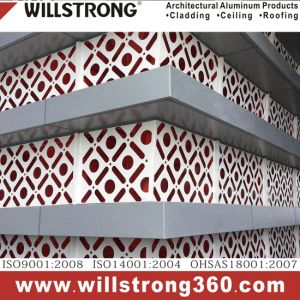 4mm Aluminum Composite Panel Exterior Wall Panel pictures & photos