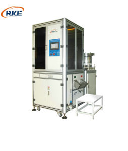 Tooth Injury Inspection Machine for Screw