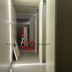 Prefab Steel Sandwich Panel Warehouse Storehouse Building pictures & photos