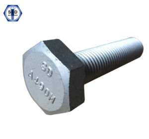 High Tensile Bolt A490m 10s Dacromet pictures & photos