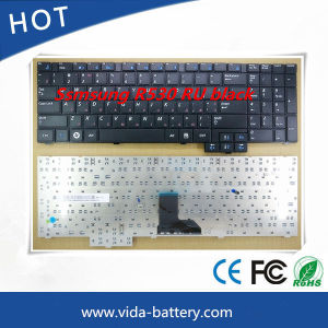 Notebook Keyboard/Multimedia Keyboard for Samsung P580 R540 R620 Ru Version pictures & photos