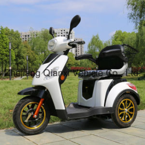 Electric Power Invalid and Elderly Scooter / Elderly Vehicle (ST096) pictures & photos