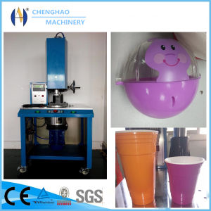 2000W Rotary Ultrasonic Plastic Ball Welding Machine pictures & photos