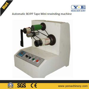 Automatic BOPP Tape Mini Rewinding Machine (MN-100) pictures & photos