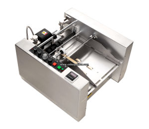 Semi Automatic Batch Code Coding Printing Machine pictures & photos
