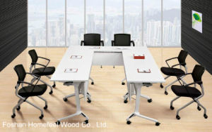 New Design Office Training Room Folding Table Furniture (HF-LS711) pictures & photos