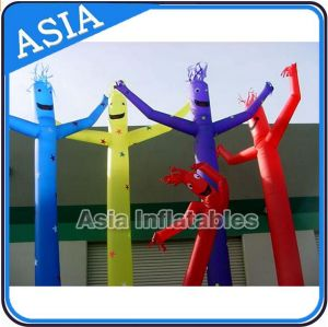 Various Color Inflatable Sky Dancer for Trade Show pictures & photos