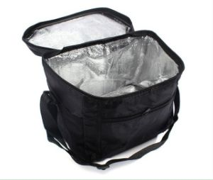 Wholesales Nylon Insulated Sandwich Cake Disposable Cooler Bag pictures & photos