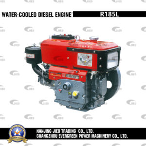 Water Cooled Diesel Engine (R185L)