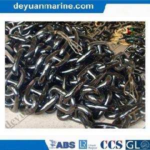 China Studlink Marine Anchor Chain Supplier pictures & photos