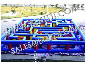 Inflatable Maze Game Sport Inflatable Maze Outdoor Inflatable Maze pictures & photos
