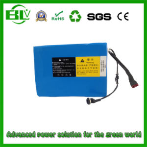 Long Life Electric Golf Trolley/Golf Cart Battery L-Ion Battery 24V 10ah Customized Capacity and Voltage pictures & photos