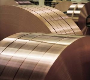 Bimetal Strip - Copper Clad Steel Strip pictures & photos