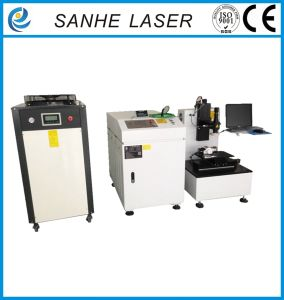 Fiber Automatic Laser Welding Machine Soldering Batteries Copper Aluminum Parts pictures & photos