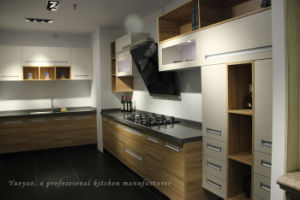 Modern Design Laminated Wooden Kitchen Furniture (melamine M001)