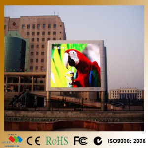 HD Waterproof P6mm SMD LED Panel Outdoor RGB Screen
