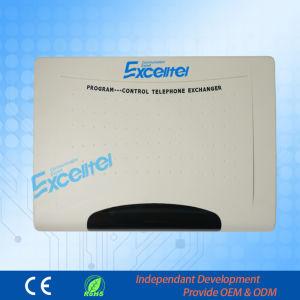 PBX Intercom Telephone System CS+424 4 Co Lines 24 Extensions pictures & photos