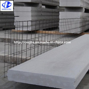 Precast Concrete Steel Reinforced Light Weight AAC Wall Panels pictures & photos