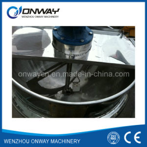 Kqg Industrial Jacket Kettle Electric Steam Jacket Kettle Electric Jacketed Kettle Pot Still Distillation pictures & photos