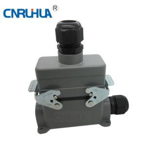 Industrial Electrical Plug Reload Connector Type pictures & photos