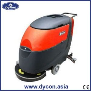 Huge Tank Automatic Hand Drive Floor Scrubber for Sale pictures & photos