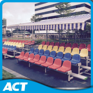 Hot Selling Portable Indoor Bleachers, Plastic Bleachers, Sports Bleachers, Bleachers Seating pictures & photos