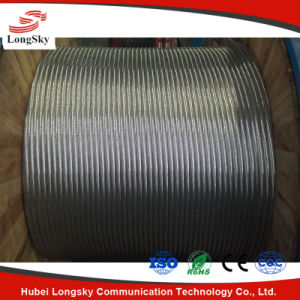 Aluminium Clad Steel Wire for Electric Transmission Lb 27 pictures & photos