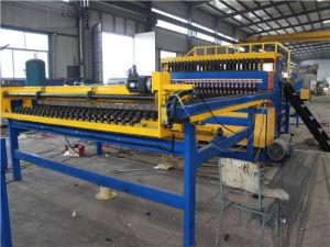 Manufacturer Rebar Wire Mesh Welded Machine pictures & photos