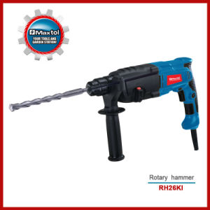 800/1050W 4 Functions 3kg Rotary Hammer (RH26KI) pictures & photos