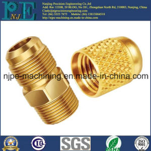 China Supply Good Quality Brass Male and Female Union Pipe Adapter pictures & photos