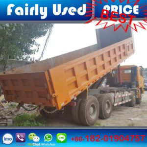 Wholesale 8X4 F3000 Used Shacman Dump Truck of Shacman Tipper pictures & photos