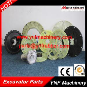Fle-PA Coupling for Excavator pictures & photos