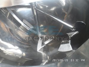 Food Steam Jacketed Mixing Kettle with Agitator Price (ACE-JCG-Y9) pictures & photos