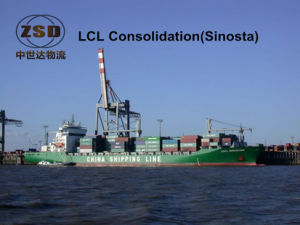 Sea Freight From Shenzhen/Shanghai to Peru (LCL consolidation)