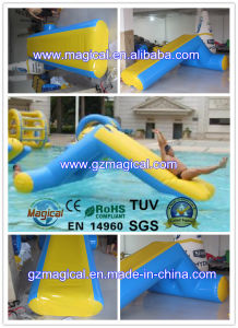High Quality Inflatable Water Whoosh Slide, Water Floating Slide (MIC-054) pictures & photos